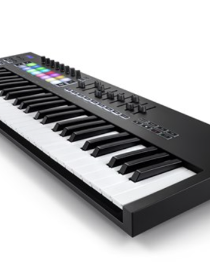 Novation Launchkey 49 Mk3 USB/iOS MIDI Keyboard Controller for Ableton Live