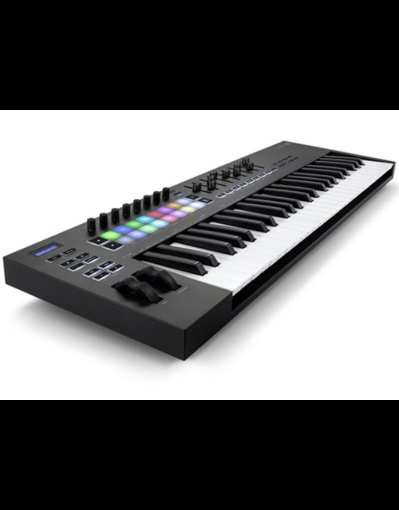 Novation Launchkey 49 Mk3 USB/iOS MIDI Keyboard Controller for Ableton Live