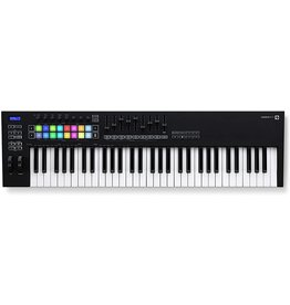 Novation Launchkey 61 Mk3 USB/iOS MIDI Keyboard Controller for Ableton Live