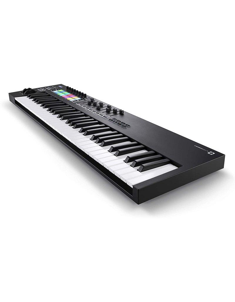 Novation Launchkey 61 Mk3 USB/iOS MIDI Keyboard Controller for Ableton Live