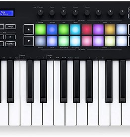 Novation Launchkey 37 Mk3 USB/iOS MIDI Keyboard Controller for Ableton Live