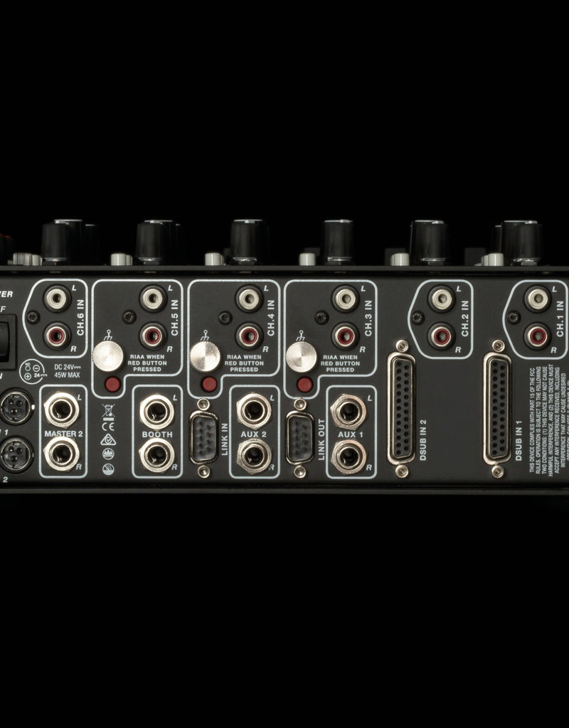 Allen & Heath PLAYdifferently Model 1 Purely Analogue 6 Channel Mixer