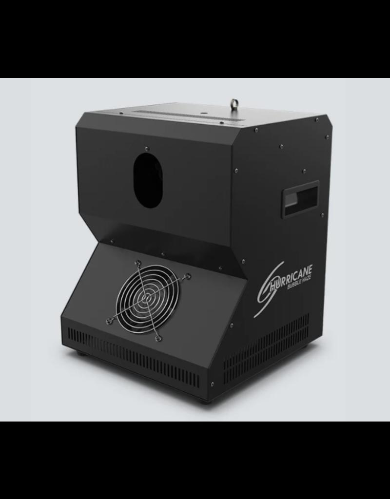 Chauvet DJ Chauvet DJ Hurricane Bubble Haze Machine Emits Haze Filled Bubbles