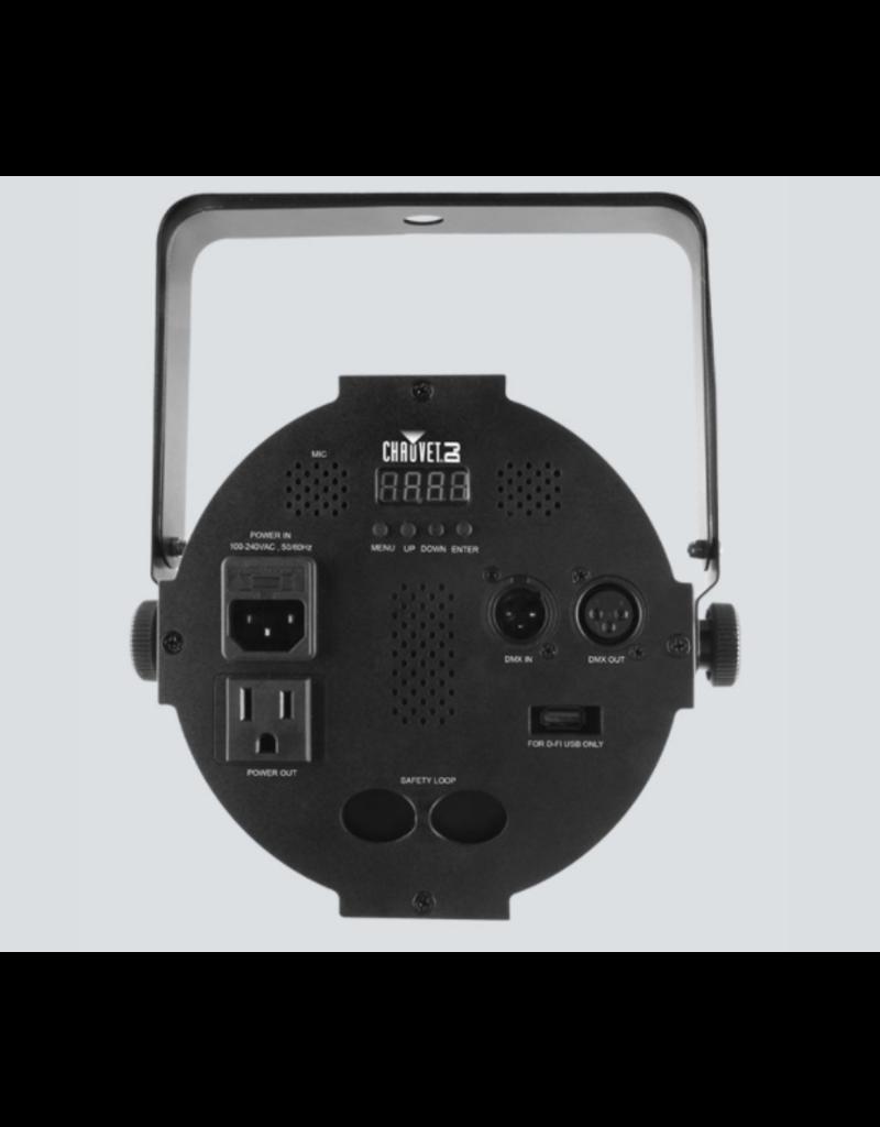 Chauvet DJ Chauvet DJ SlimPAR H6 USB RGBAW+UV LED Washlight with D-Fi USB Compatibility