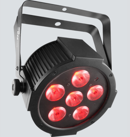 Chauvet DJ Chauvet DJ SlimPAR H6 USB RGBAW+UV LED Washlight with D-Fi USB Compatibility