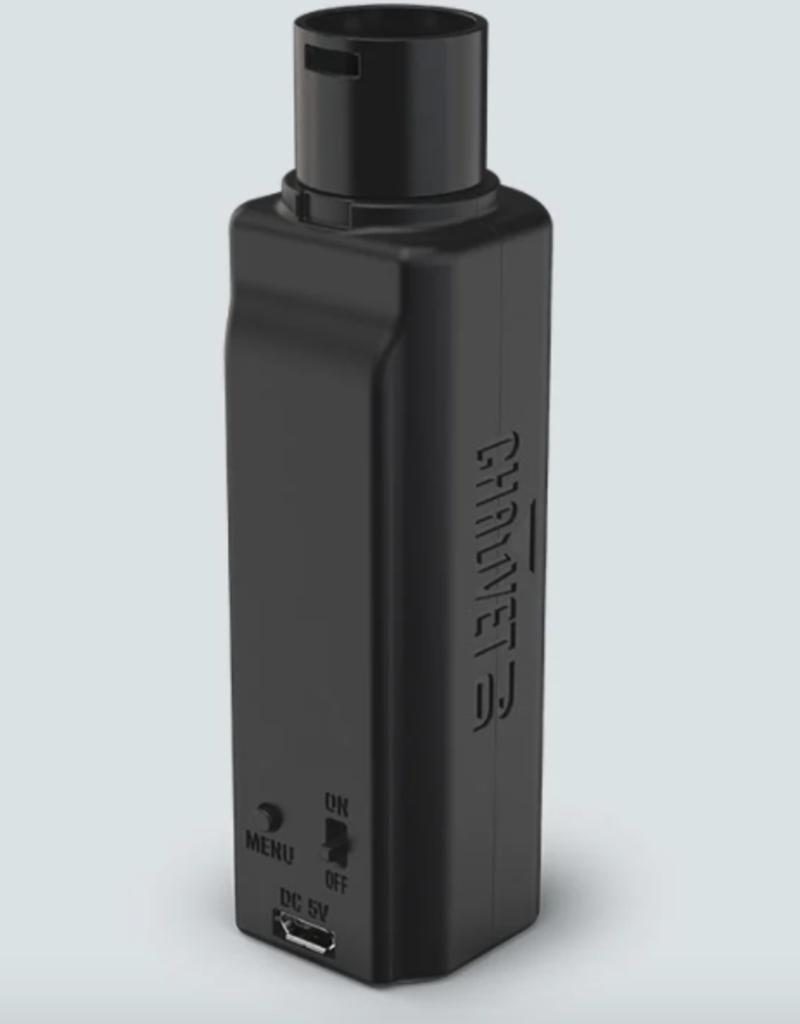 Chauvet DJ Chauvet DJ D-Fi XLR TX Compact Battery-Powered Wireless D-Fi Transmitter