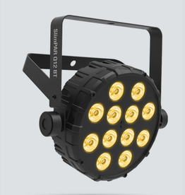 Chauvet DJ Chauvet DJ SlimPAR Q12BT Compact Wash Light with Built-in Bluetooth® Wireless