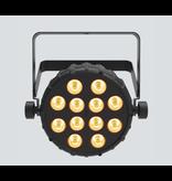 Chauvet DJ Chauvet DJ SlimPAR Q12BT Compact Wash Light with Built-in Bluetooth® Wireless