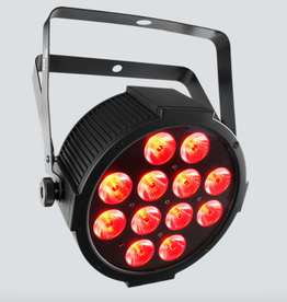 Chauvet DJ Chauvet DJ SlimPAR QUV12 USB High Output RGB+UV LED Washlight D-Fi USB Compatible
