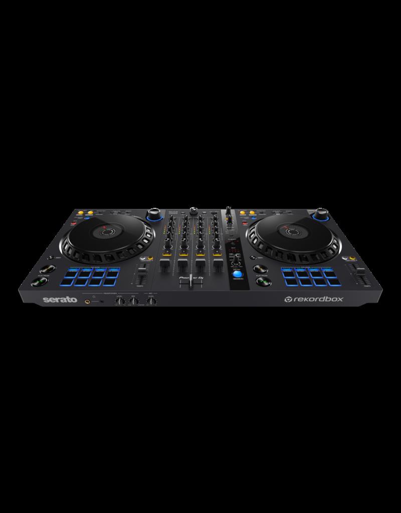DDJ-FLX6 4 Channel Controller for Rekordbox and Serato DJ Pro - Pioneer DJ