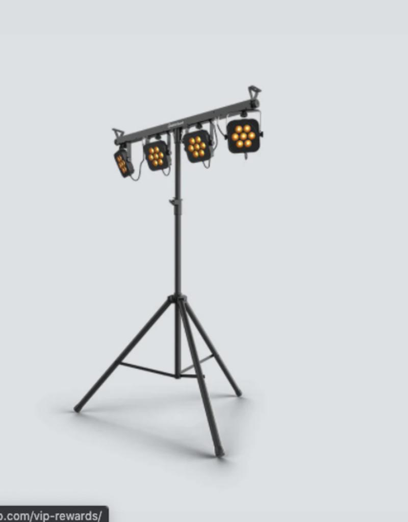Chauvet DJ Chauvet DJ 4BAR Quad Complete RGBA LED Wash Lighting Solution