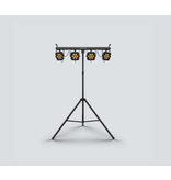 Chauvet DJ Chauvet DJ 4BAR Quad Complete RGBA LED Wash Lighting Solution