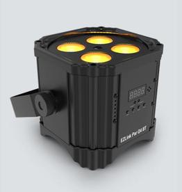 Chauvet DJ Chauvet DJ EZLink Par Q4BT 100% Wireless Battery Powered 4x RGBA LED Par Fixture