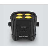 Chauvet DJ Chauvet DJ EZLink Par Q4BT 100% Wireless Battery Powered 4x RGBA LED Par Fixture