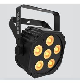 Chauvet DJ Chauvet DJ EZLink Par Q6BT Wireless Battery Powered 6x RGBA LED Par Fixture