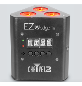 Chauvet DJ Chauvet DJ EZWedge Tri Battery Operated Tri Color LED