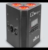 Chauvet DJ Chauvet DJ EZWedge Tri Battery Operated Tri Color LED