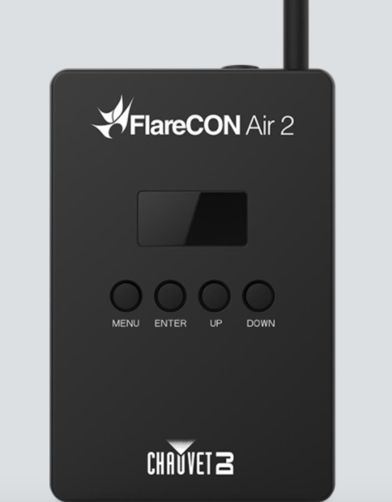 Chauvet DJ Chauvet DJ FlareCON Air 2 100% TRUE Wireless Wi-Fi Receiver and Wireless D-Fi Transmitter