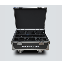 Chauvet DJ Chauvet DJ Freedom Charge Cyc Compact Road Case That Charges Freedom Cyc Fixtures