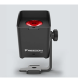Chauvet DJ Chauvet DJ Freedom H1 100% True Wireless Battery Operated LED Wash Lights with Built-in D-Fi Transceiver