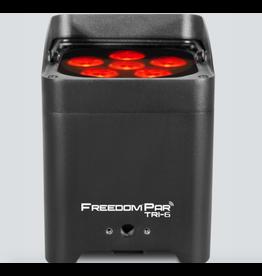 Chauvet DJ Chauvet DJ Freedom Par Tri-6 Wireless 18 Watt RGB with Battery and Built-in D-Fi Transceiver