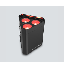 Chauvet DJ Chauvet DJ Freedom Wedge Quad Wireless Battery Operated Quad Color LED Par with Built-in D-Fi