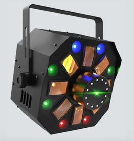 Chauvet DJ Chauvet DJ Swarm Wash FX 4-in-1 LED Effect Fixture