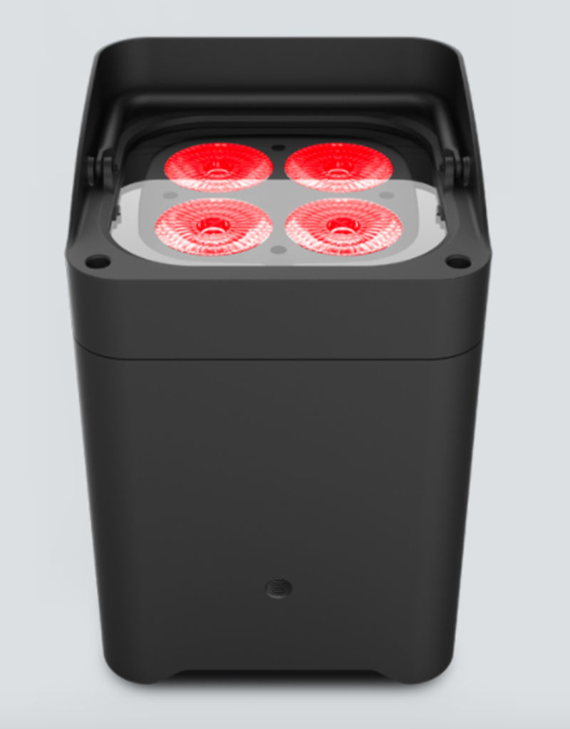 Chauvet DJ Chauvet DJ Freedom Flex H4 IP X6 Outdoor RGBAW + UV LED Wash with Removable Battery