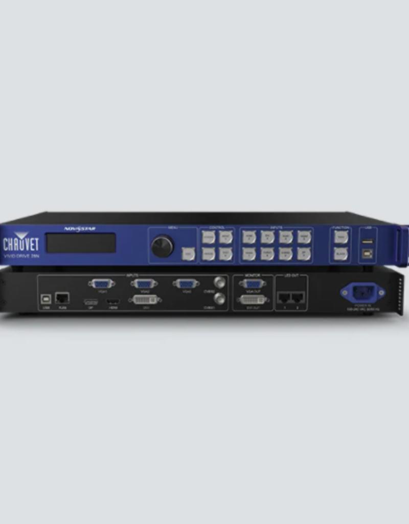 Chauvet DJ Chauvet DJ Vivid Drive 28N Video Driver for Vivid 4 Video Panels