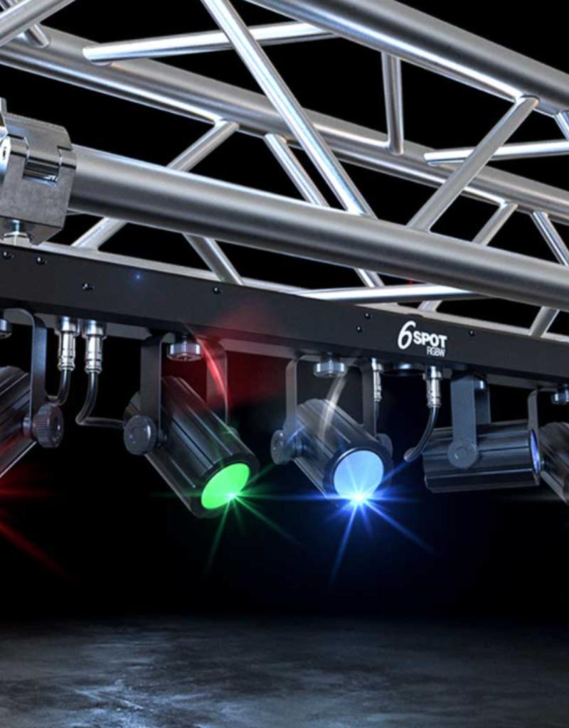 Chauvet DJ Chauvet DJ 6SPOT Portable RGBW LED Spot and Effect Lighting
