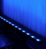 Chauvet DJ Chauvet DJ COLORband T3BT Linear Wash Light 12 RGB LEDs with 3 Zones of Control and Built In Bluetooth