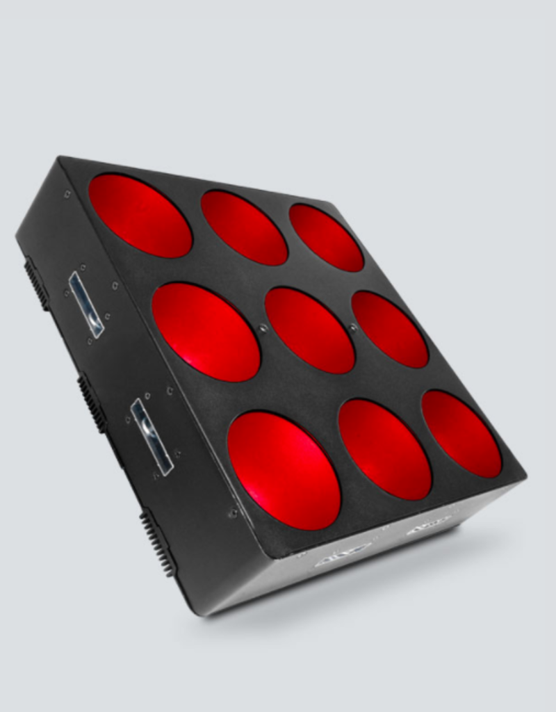 Chauvet DJ Chauvet DJ Core 3 x 3 RGB LED with Pixel Mapping Effect and Powerful Wash