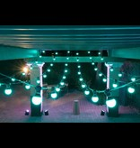 Chauvet DJ Chauvet DJ Festoon 2 RGB Décor String Lighting System IP54 Rated