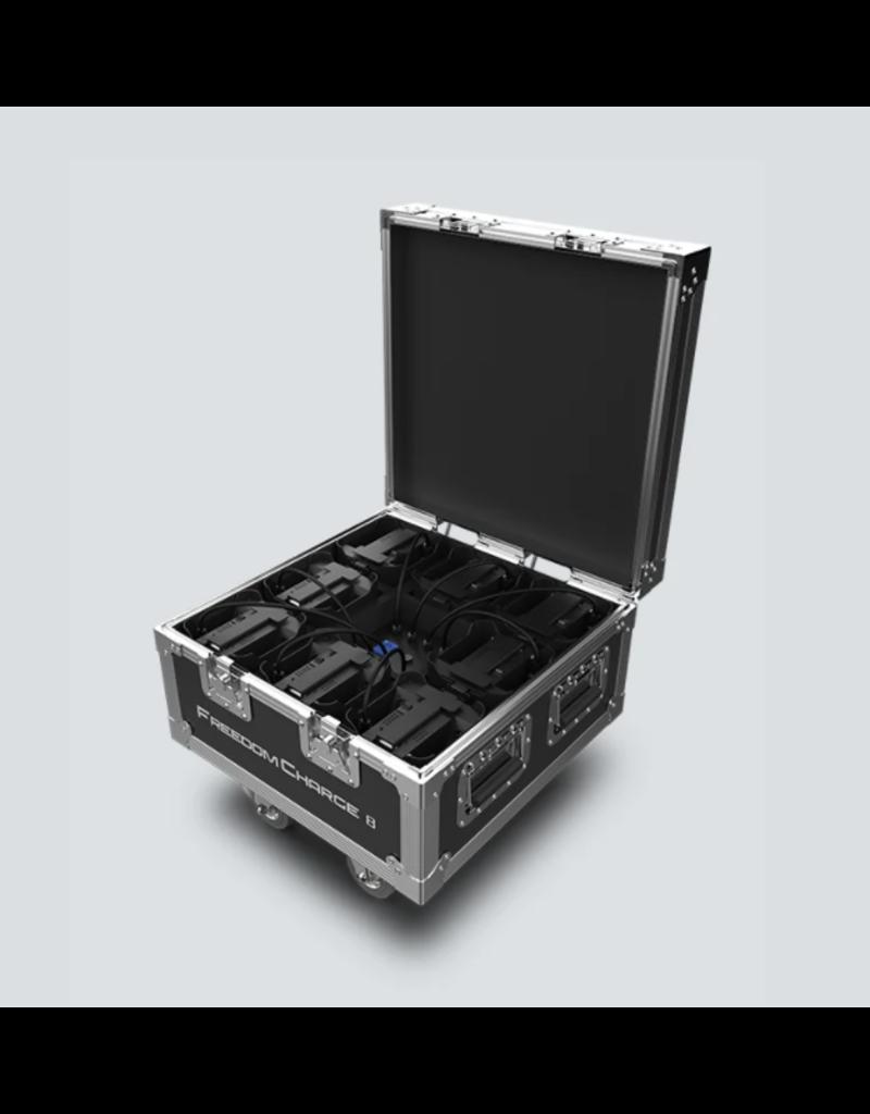 Chauvet DJ Chauvet DJ Freedom Charge 8 Road Case that Charges Freedom Par Fixtures