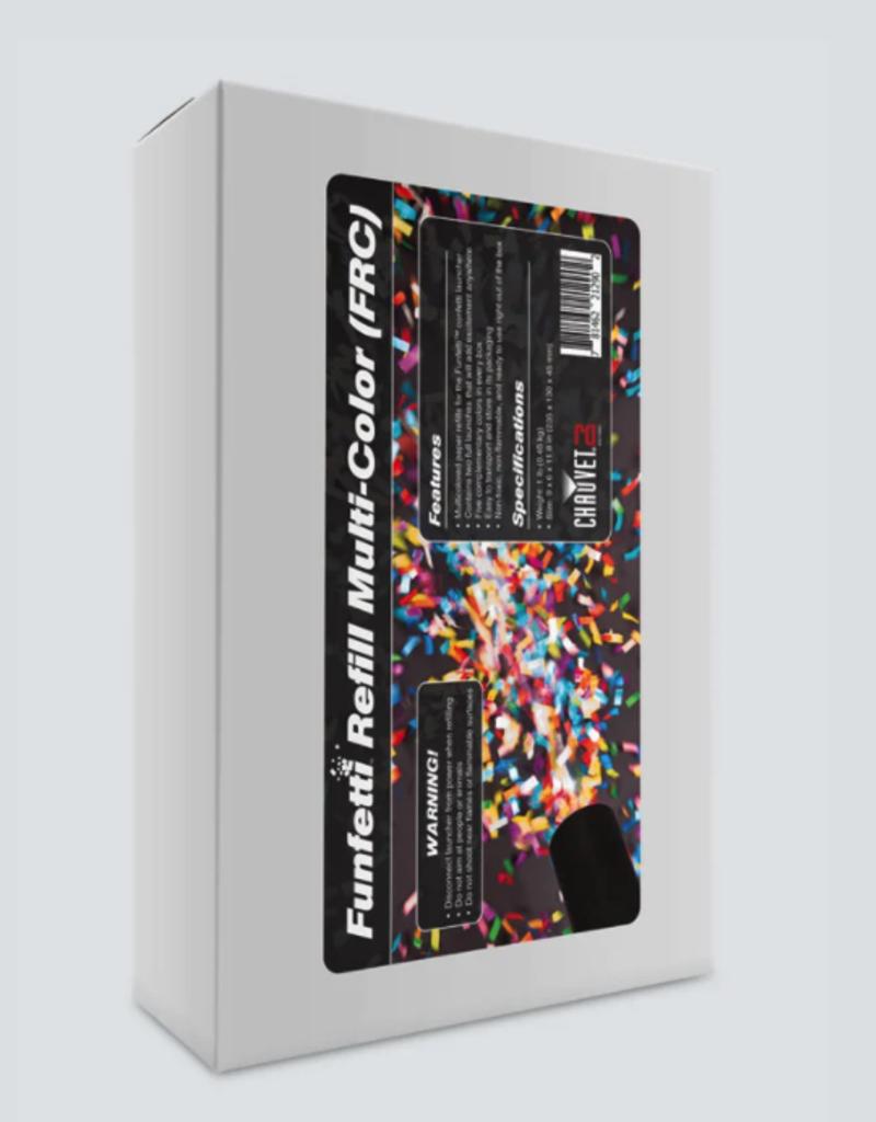 Chauvet DJ Chauvet DJ Funfetti Shot Refill – Color