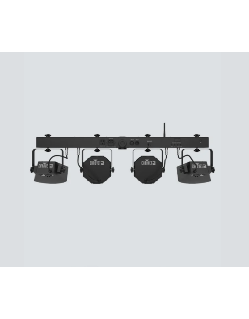 Chauvet DJ Chauvet DJ GigBAR Flex Pack-n-Go 3-in-1 Lighting System