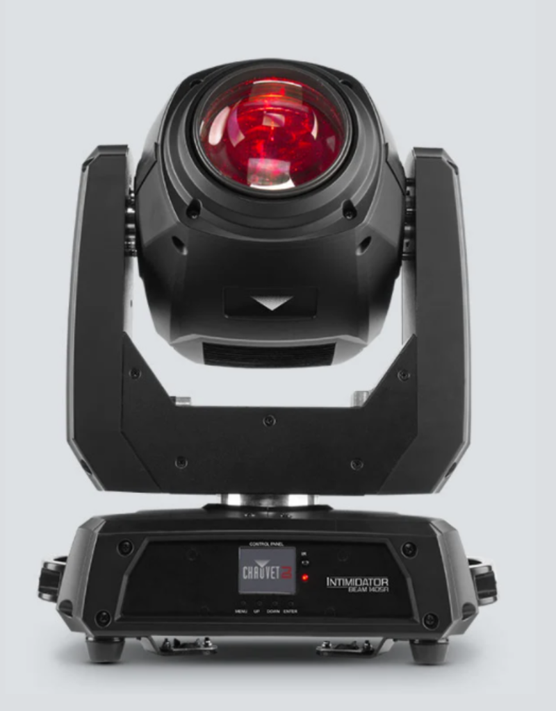 Chauvet DJ Chauvet DJ Intimidator Beam 140SR Moving Head Beam with a 140 W Discharge Light Engine