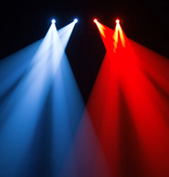 Chauvet DJ Chauvet DJ Intimidator Spot Duo 155 Compact and Lightweight LED Moving Head