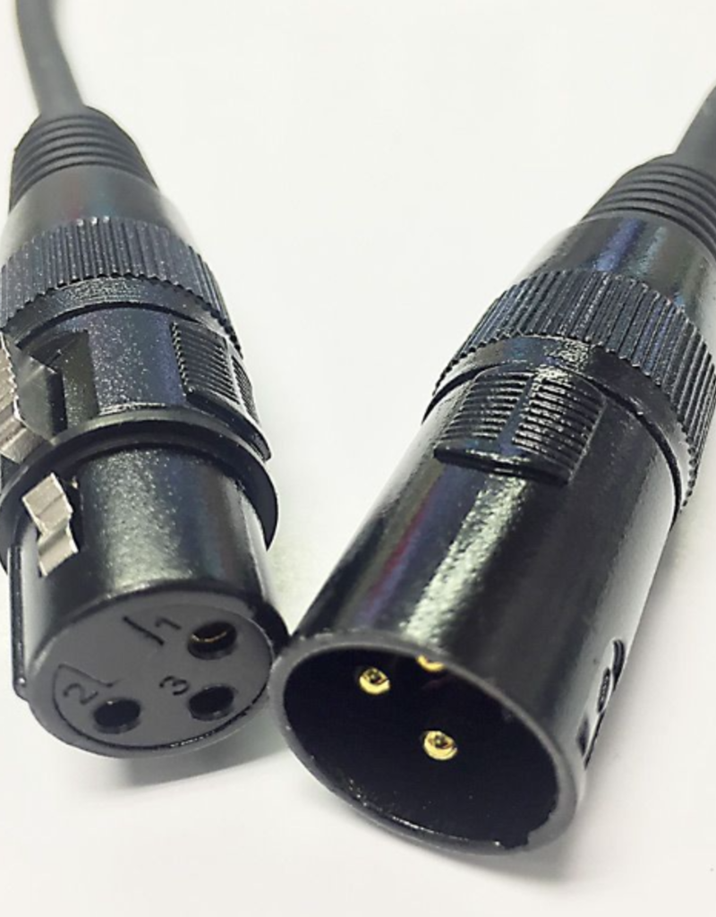 Accu-Cable Accu-Cable 3ft 3 Pin Pro DMX Cable