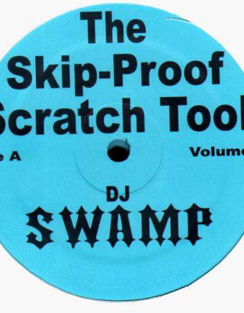 "Decadent DJ Swamp The Skip-Proof Scratch Tool Volume 2 - 12"" Scratch Record"
