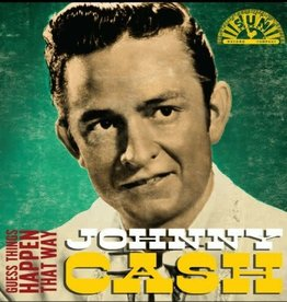 "Crosley Johnny Cash: I Guess Things Happen That Way 3"" Record"