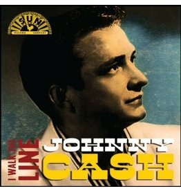 "Crosley Johnny Cash: I Walk The Line 3"" Record"