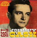"""Crosley Johnny Cash: Get Rhythm 3"""" Record"""