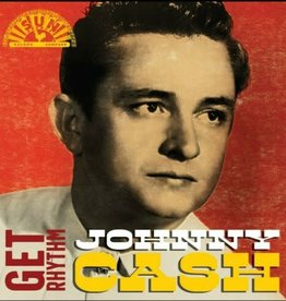 "Crosley Johnny Cash: Get Rhythm 3"" Record"