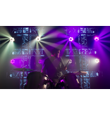 Chauvet DJ Chauvet DJ Intimidator Trio Beam Wash and Effect Fixture