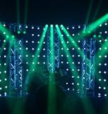 Chauvet DJ Chauvet DJ Intimidator Wave 360 IRC 4x Moving Heads on Rotating Base