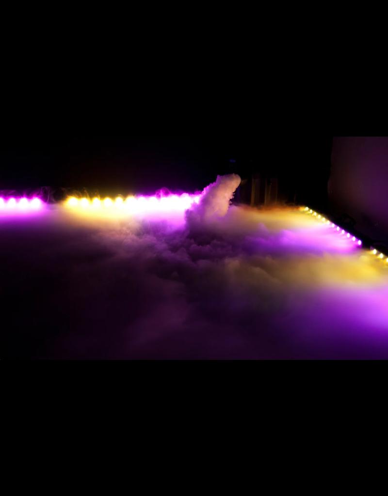 Chauvet DJ Chauvet DJ Nimbus Event Ready Dry Ice Machine for Thick Low Fog
