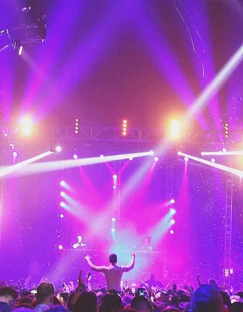 Chauvet DJ Chauvet DJ SlimPANEL Tri 24 IP Indoor and Outdoor IP65-Rated Wash Fixture