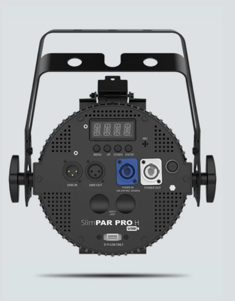 Chauvet DJ Chauvet DJ SlimPAR Pro H USB Wash Fixture - Black Housing
