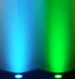 Chauvet DJ Chauvet DJ SlimPAR Pro Q USB High Powered RGBA Wash Light with D-Fi